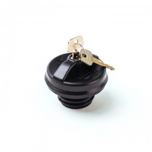 Black Water Filler Lockable Cap (Only)