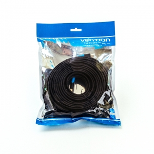 10M Black Flat HDMI Cable
